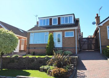 Thumbnail 3 bed detached bungalow for sale in Cokefield Avenue, Nuthall, Nottingham