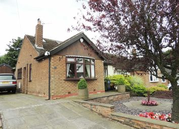 Thumbnail 4 bed semi-detached bungalow for sale in Oxford Drive, Woodley, Stockport
