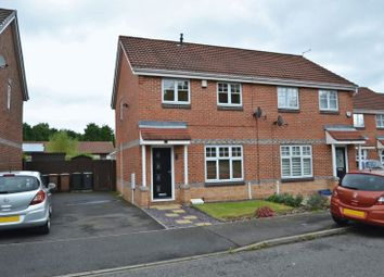 Thumbnail 3 bed semi-detached house for sale in Stonethwaite, North Shields