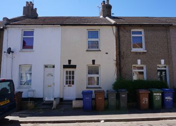 Thumbnail 3 bed terraced house to rent in Wood Street, Grays