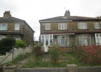 Thumbnail 3 bed semi-detached house to rent in Southfield Road, Bradford, West Yorkshire