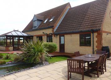 4 bed detached house for sale in Hunts Close, Doddington PE15