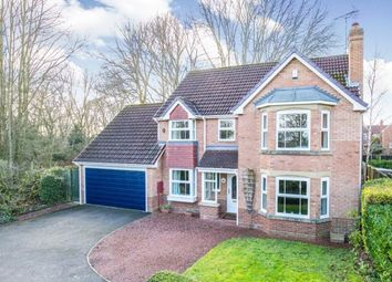 Thumbnail 4 bed detached house for sale in Appleby Court, Knaresborough, .