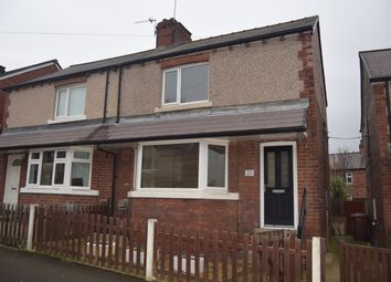 Thumbnail 2 bed semi-detached house to rent in Westwood Road, Ossett