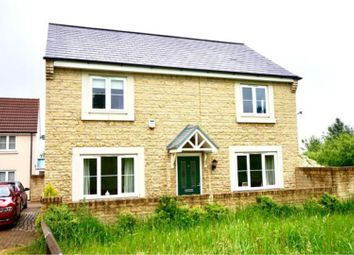 Thumbnail 4 bed detached house to rent in Merlin Close, Brockworth, Gloucester
