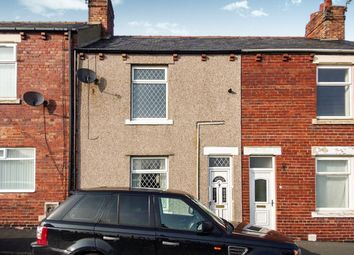 Thumbnail 2 bed terraced house for sale in Boston Street, Easington Colliery, Peterlee