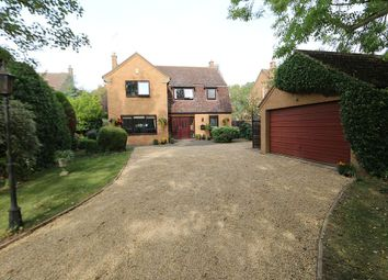 Thumbnail 4 bed detached house for sale in 25, Church Street, Northborough, Peterborough, Cambridgeshire