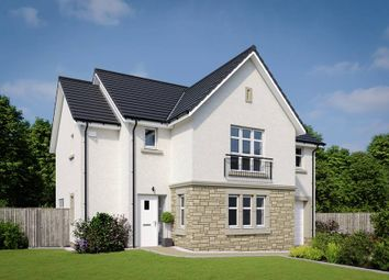 "Thumbnail 4 bedroom property for sale in ""The Cleland"" at West Road, Haddington"