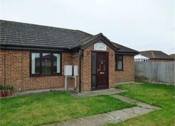 Thumbnail 2 bed terraced bungalow for sale in The Lilacs, Minster On Sea, Minster, Kent