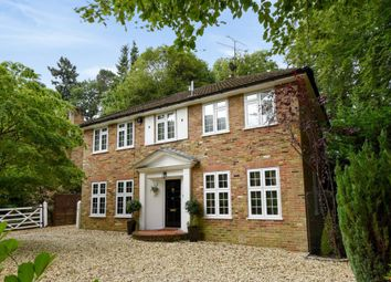 Thumbnail 4 bedroom detached house for sale in Crosby Hill Drive, Camberley, Surrey