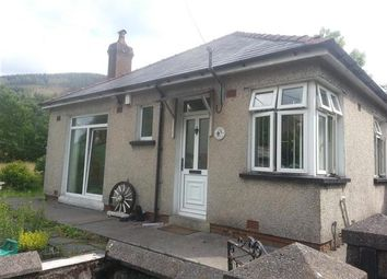 Thumbnail 3 bed bungalow to rent in Fforchneol Row, Aberdare