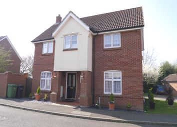 Thumbnail 3 bedroom detached house to rent in Masefield Drive, Downham Market