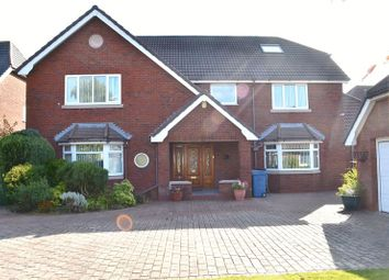 Thumbnail 6 bed detached house to rent in Barchester Drive, Riverside Drive, Liverpool