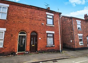 Thumbnail 2 bedroom terraced house for sale in Wellington Street, Northwich