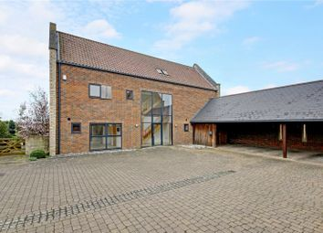 Thumbnail 6 bed detached house for sale in Ettone Barns, Castle Eaton, Swindon