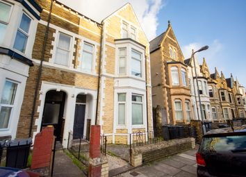Thumbnail 2 bed flat to rent in 96, Claude Road, Roath, Cardiff, South Wales