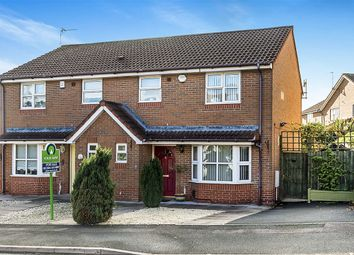 Thumbnail 3 bedroom semi-detached house for sale in Kirby Drive, Dudley