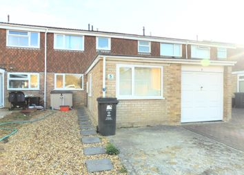 Thumbnail 3 bed terraced house for sale in Tansley Moor, Swindon