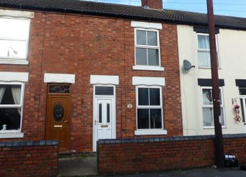 Thumbnail 2 bed terraced house for sale in Granville Street, Woodville, Swadlincote