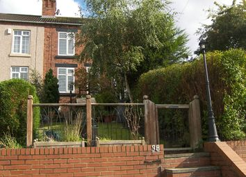 Thumbnail 3 bed terraced house to rent in Station Road, Selston