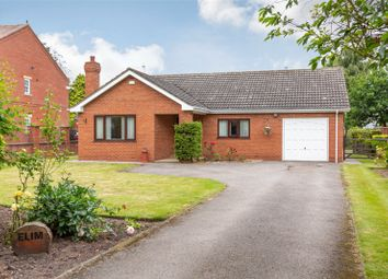 Thumbnail 2 bed detached bungalow for sale in Green Lane, North Duffield, Selby