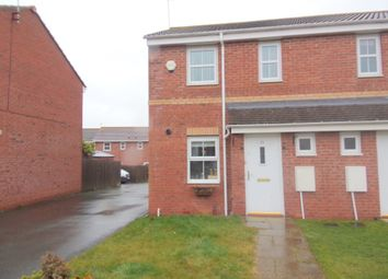 Thumbnail 2 bed terraced house for sale in Parkside Gardens, Widdrington, Morpeth