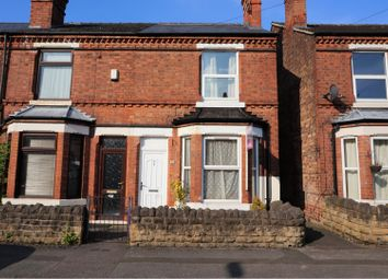 Thumbnail 2 bed semi-detached house for sale in Matlock Street, Nottingham