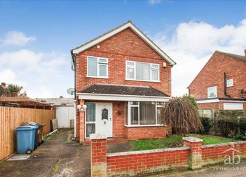 Thumbnail 3 bed detached house for sale in Roxburgh Road, Ipswich