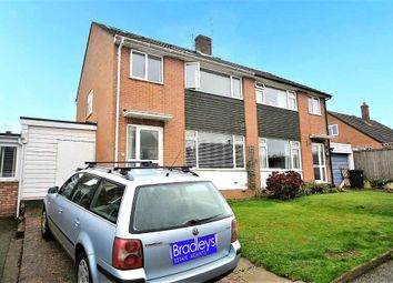 Thumbnail 4 bed semi-detached house for sale in St. Budeaux Close, Ottery St. Mary, Devon