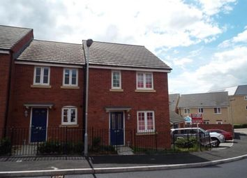 Thumbnail 3 bed end terrace house for sale in Clapham Close, Swindon, Wiltshire