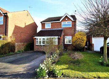 Thumbnail 3 bed detached house for sale in Osprey Close, York