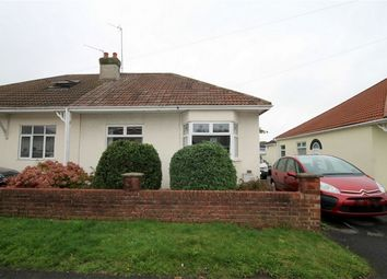 Thumbnail 2 bed semi-detached bungalow for sale in Cleeve Park Road, Downend, Bristol