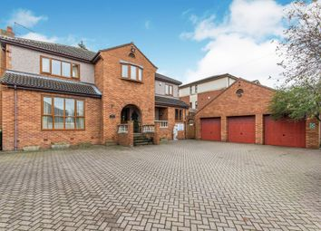 Thumbnail 4 bed detached house for sale in Fitzwilliam Street, Swinton, Mexborough