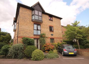 Thumbnail 2 bed flat for sale in Charlbury Court, Merton Road, Bedford