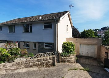 3 bed semi-detached house for sale in Rundle Road, Newton Abbot TQ12