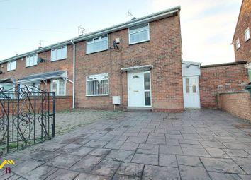 Thumbnail 3 bed end terrace house for sale in Foxhill Road, Thorne