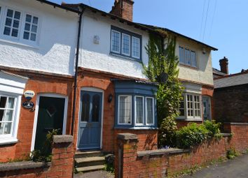 Thumbnail 2 bed terraced house for sale in Victoria Road, Woodhouse Eaves, Loughborough