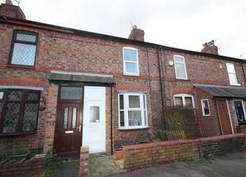 Thumbnail 2 bed terraced house to rent in Leonard Street, Stockton Heath, Warrington