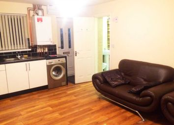 Thumbnail 1 bed flat to rent in Lower Dale Road, New Normanton, Derby
