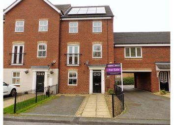 Thumbnail 4 bed end terrace house for sale in Glaslyn Avenue, Rowley Regis