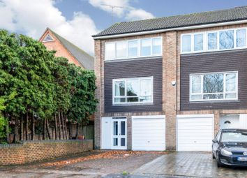 Thumbnail 3 bed end terrace house to rent in Christchurch Park, Sutton