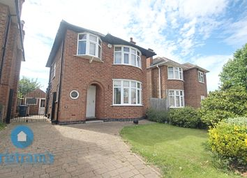 Thumbnail 3 bed detached house for sale in Waddington Drive, West Bridgford, Nottingham