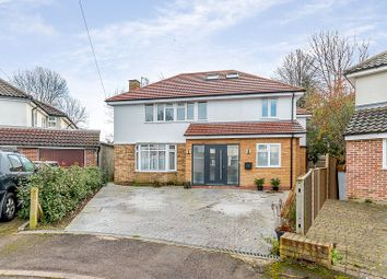 Thumbnail 5 bed detached house for sale in Macaulay Avenue, Hinchley Wood