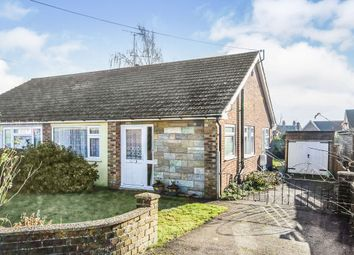 Walford Way, Coggeshall, Colchester CO6. 2 bed semi-detached bungalow