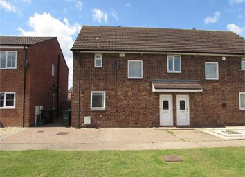 Thumbnail 2 bed semi-detached house to rent in Walnut Avenue, Auckley, Doncaster