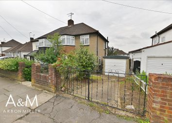 Thumbnail Semi-detached house for sale in Caterham Avenue, Clayhall, Ilford