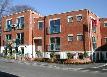 Thumbnail 1 bed flat to rent in Arista Court, 88 Harvest Road, Egham, Surrey
