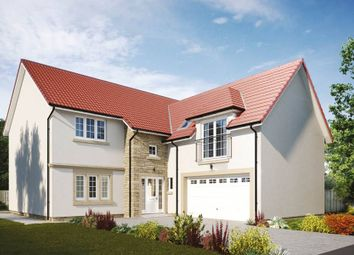 "Thumbnail 5 bed detached house for sale in ""Melville"" at Penicuik Road, Roslin"