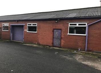 Thumbnail Light industrial to let in Longport Enterprise Centre, Longport, Stoke On Trent
