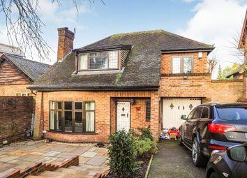 3 bed detached house for sale in Mapperley Road, Nottingham, Nottinghamshire NG3
